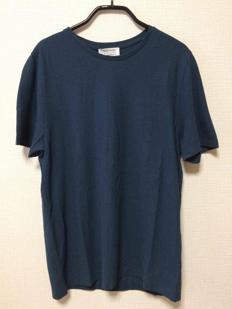 メンズTシャツYOOXで購入