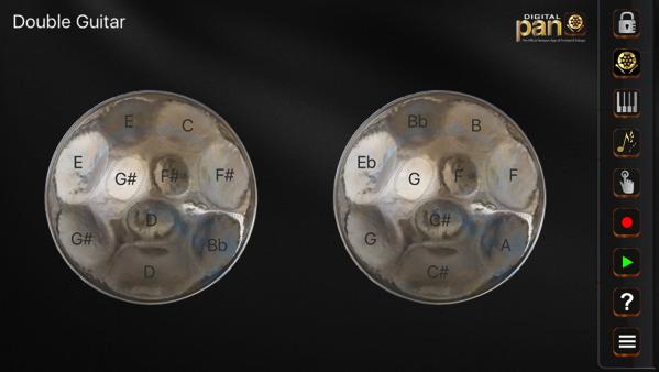 Double Guitar Digital Pan Free