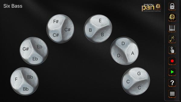 Six Bass Digital Pan Free